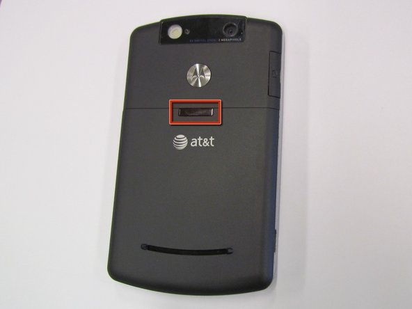 Motorola Q Global SIM Card Replacement