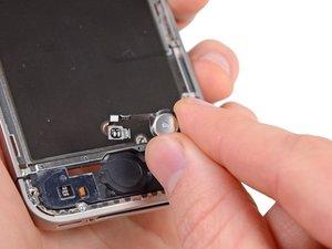 Home Button Flachbandkabel