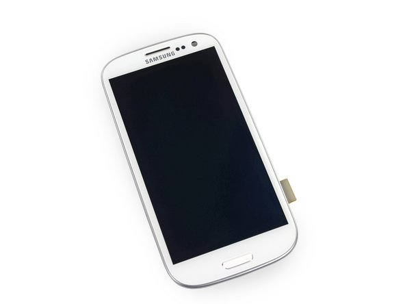 Samsung Galaxy S III S3 Display Assembly (LCD Digitizer Front Panel) Main Image