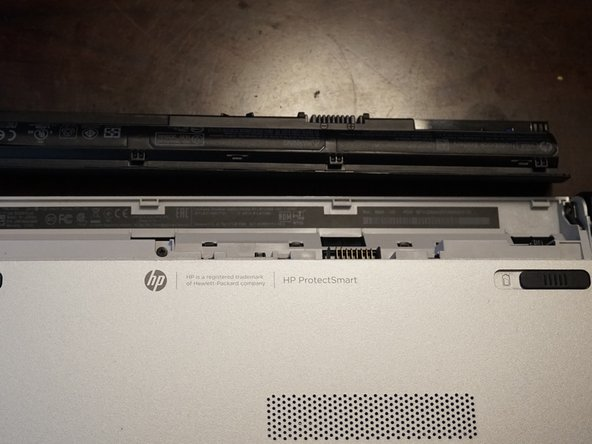HP Pavilion 15 P Series Battery Replacement