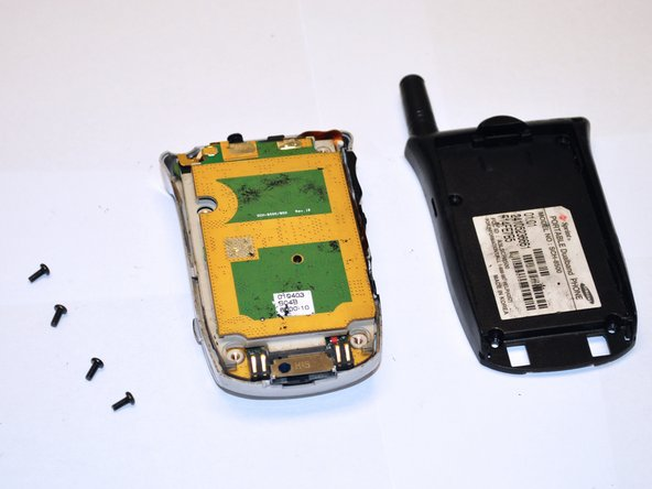 Samsung SCH-8500 Back Case Replacement