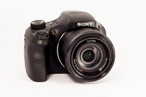 Sony Cyber-shot DSC-HX300 Troubleshooting