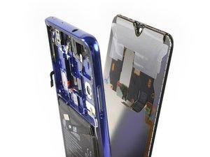 Reemplazo de la pantalla LCD & digitalizador del Huawei Mate 20