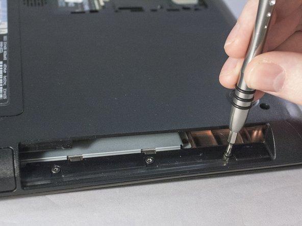 Image 3/3: Unscrew six 3.85mm screws using the PH0 tip.