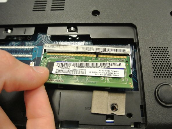 From here the card should lift upwards and pull off of the device easily.