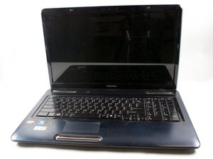 Toshiba Satellite L775D-S7340 Repair