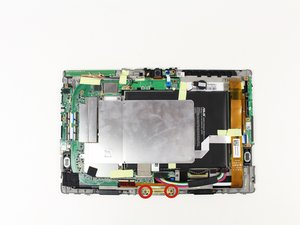 ASUS Transformer TF101 Charging Port Replacement