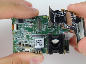microSD and Accessory Board