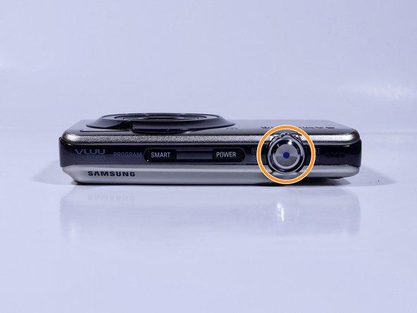 Samsung SCV-VLUUST50 Shutter Button Replacement