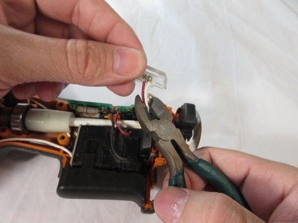 Ridgid JobMax R2851 Series B Front Light Replacement