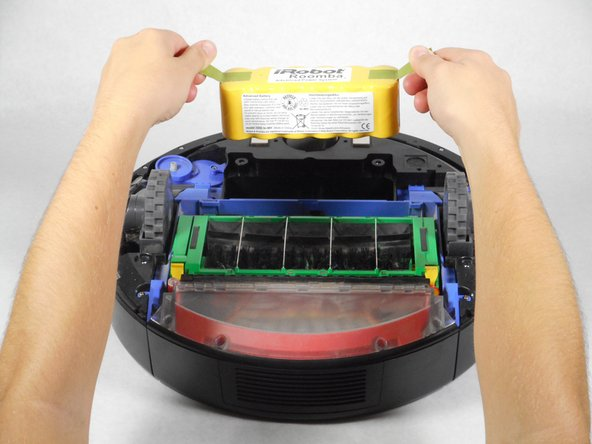 iRobot Roomba 560 Battery Replacement