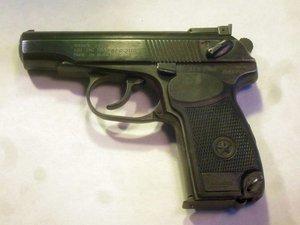 Russian Baikal IJ-70 Makarov pistol