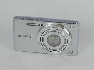 Sony Cyber-Shot DSC-W830 Troubleshooting