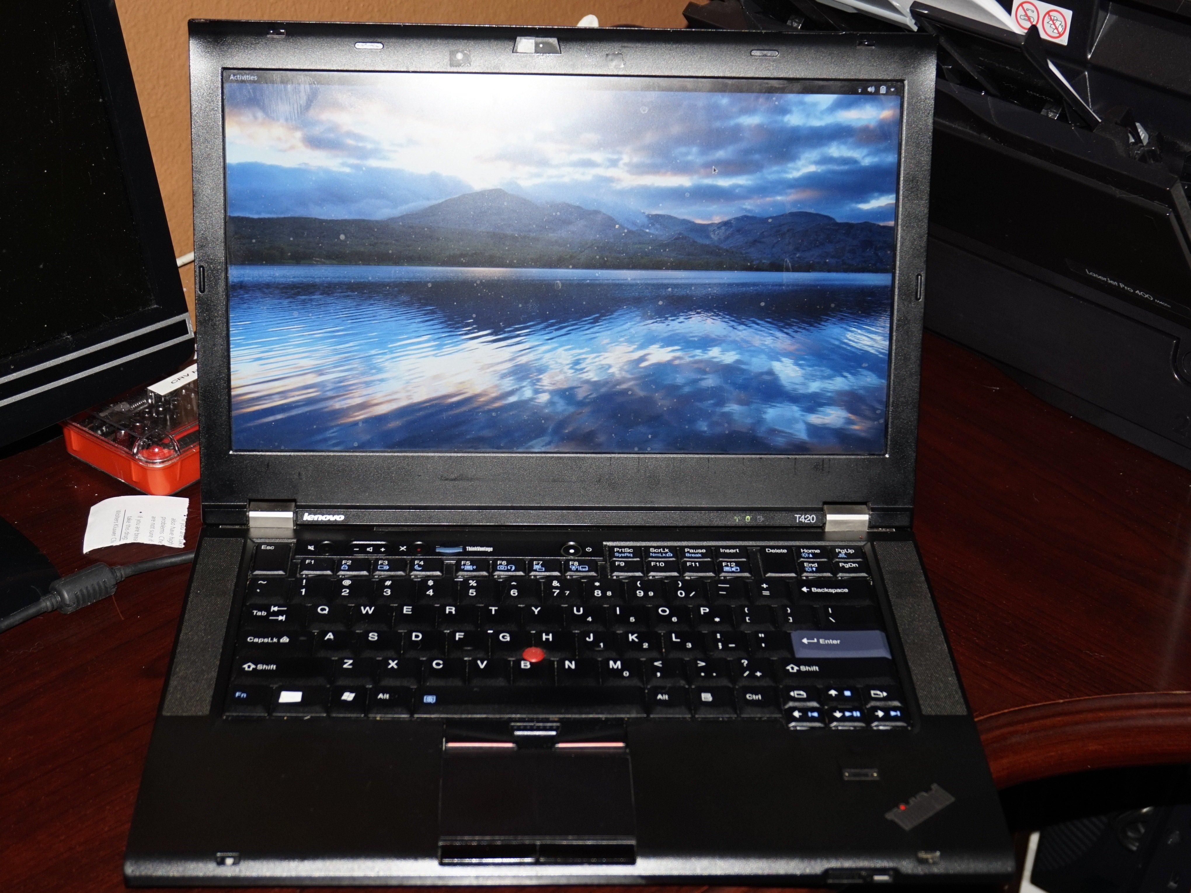 Archived) Linux machine Configuration (Laptop 2008-2012) (2008, 2009