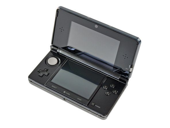 Image 1/2: Fresh from the Land of the Rising Sun comes the long-awaited Nintendo 3DS! It's a great little device, and it feels high-quality when you get your hands on it.
