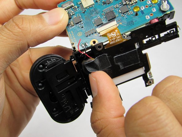 Sony Action Cam HDR-AS15 LCD Screen Replacement