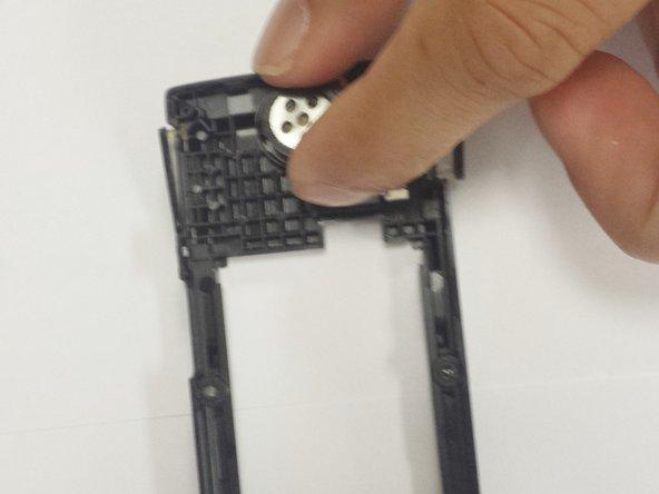 Remplacement du haut-parleur du Samsung SPEX SCH-R210