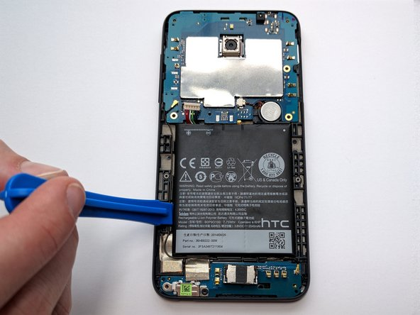 how do you take the battery out of an iphone htc desire 610 battery replacement ifixit 9874