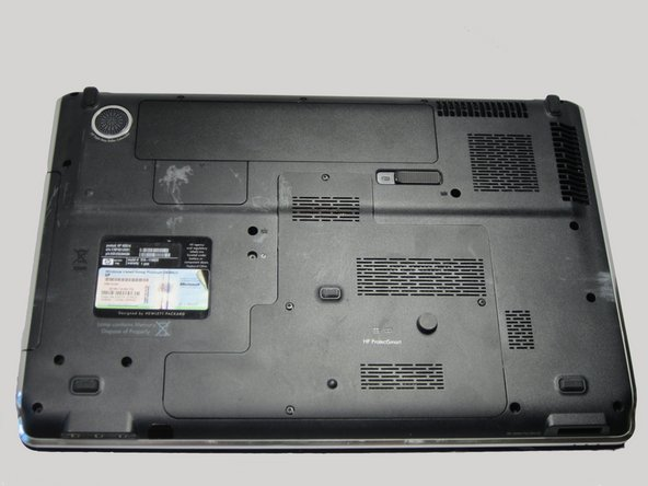 HP HDX 16-1160US Battery Replacement