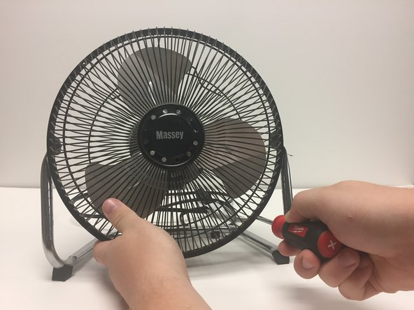 How to Repair a Portable Fan