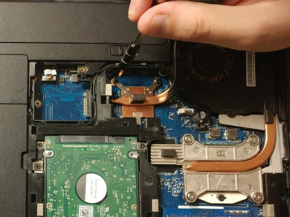 Lenovo Edge Thinkpad E431 Cooling Fan Replacement