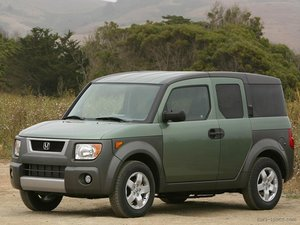 Honda Element Repair