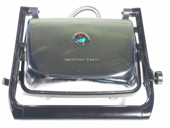 hamilton beach panini press 25460z repair ifixit. Black Bedroom Furniture Sets. Home Design Ideas