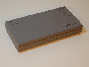 Toshiba Libretto 50CT