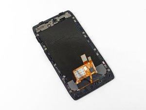 Motorola Droid RAZR Display Assembly Replacement
