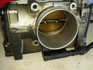 Volvo Throttle Body fix