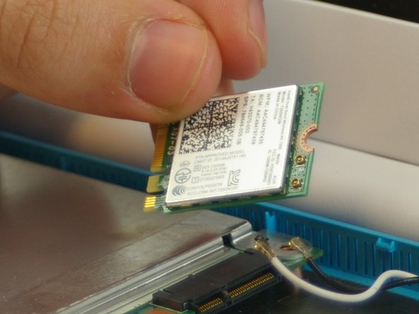 Asus Chromebook C300MA-DH02 Wireless Card Replacement