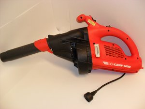 Black and Decker BV2500 Type 4