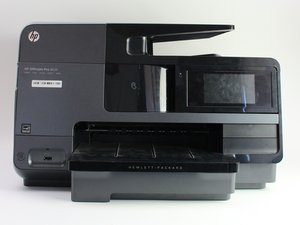 HP Officejet Pro 8625 Repair - iFixit
