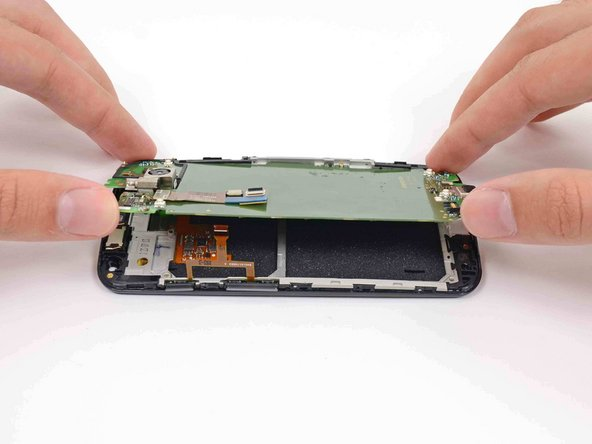 Motorola Moto X Hauptplatineneinheit austauschen