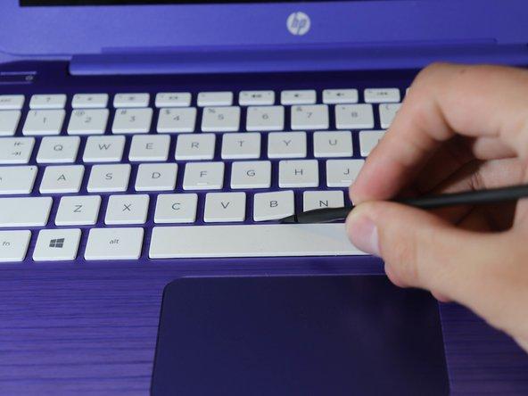 HP Stream 11-r020nr Keyboard Key Replacement