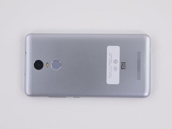 Xiaomi Redmi Note 3 Repairability Assessment - iFixit Repair Guide