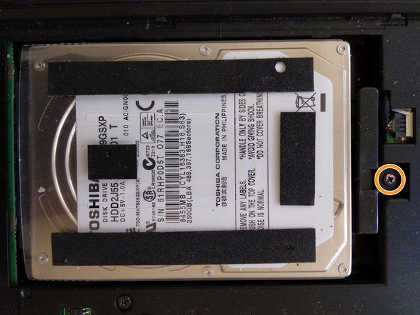 AXIOO Pico M1110 PJM Hard Drive Replacement