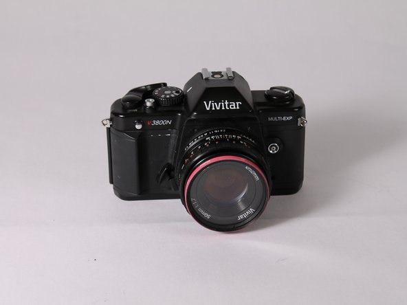Vivitar v3800n Camera Frame Counter Replacement