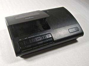 Sony TCM-919 Cassette-Corder Troubleshooting