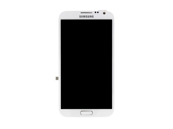 Samsung Galaxy Note II 2 LTE Display Assembly N7105 (LCD Digitizer Front Panel) Main Image