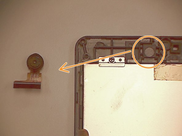Image 1/3: Before heating the frame its a good idea to remove the camera from the frame so it's not damaged.