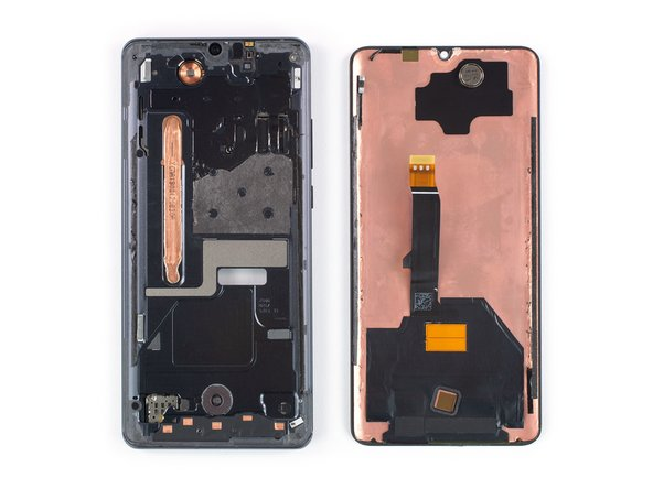 Huawei P30 Pro Screen & Digitizer Replacement