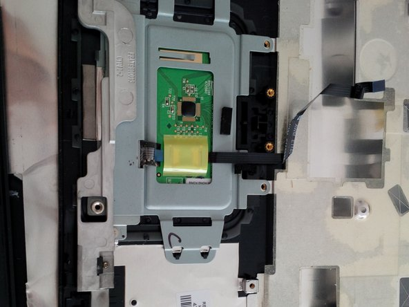 remove the mouse or touchpad module.