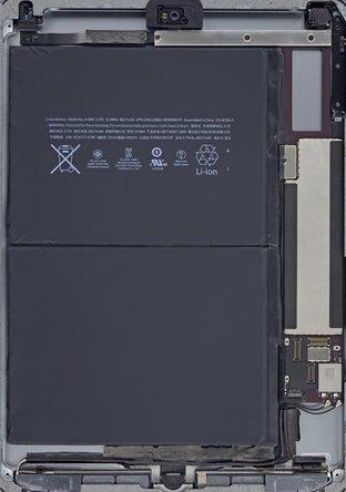 iPad Air Wi-Fi internals wallpaper