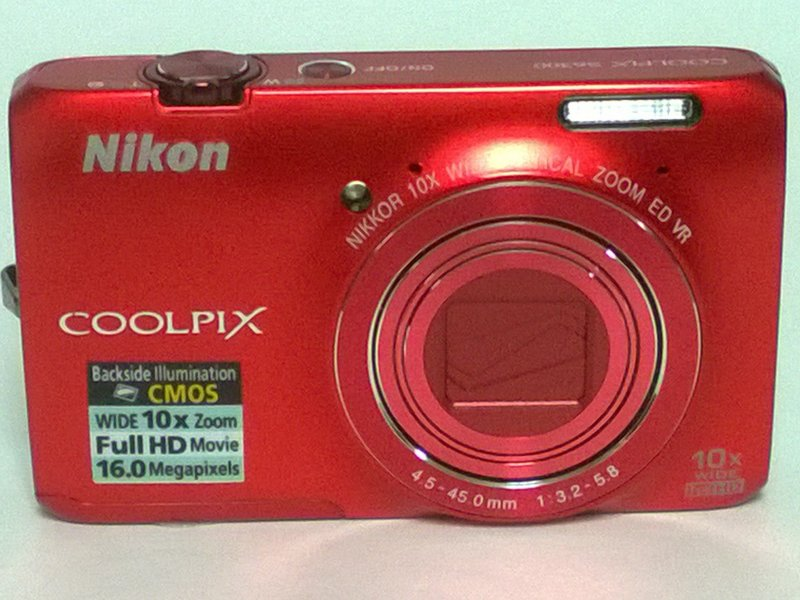 nikon coolpix s6300 repair ifixit rh ifixit com Nikon Coolpix Owners Manual 2000 Nikon Coolpix 3200 Digital Camera