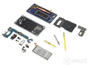 Samsung Galaxy Note9 Teardown