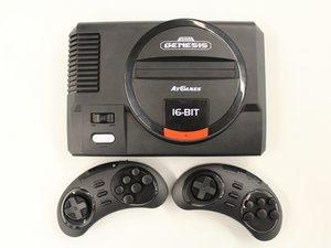 SEGA Genesis Flashback Repair
