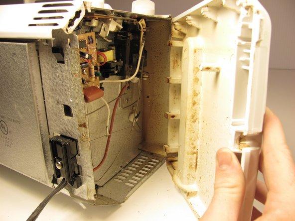 Black And Decker Toast R Oven Door Spring Mechanism