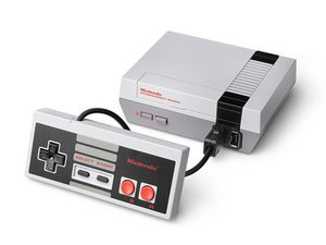 Nintendo Classic Mini NES Repair