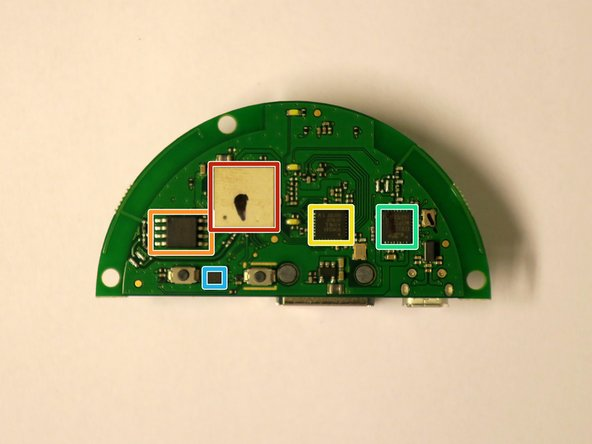 Image 2/3: Murata [http://wireless.murata.com/eng/products/rf-modules-1/embedded-wi-fi-1/type1gc.html|Type1GC] 2.4GHz & 5GHz Wi-FI Module